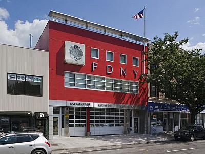 FDNY Engine Company 201
