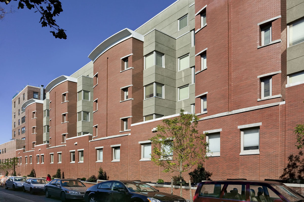 01.NY Methodist Hospital Infill Building
