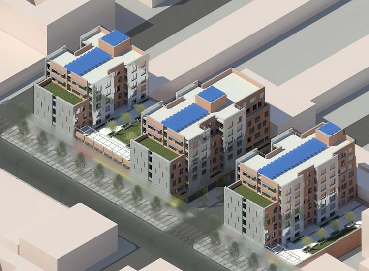 Livonia Avenue Phase I