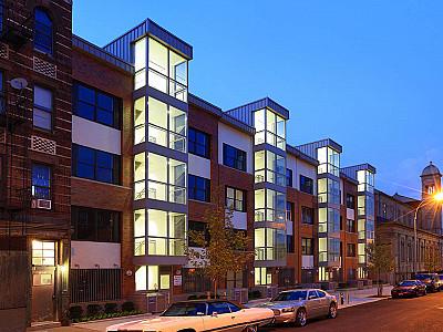 Msgr. Anthony J. Barretta Apartments