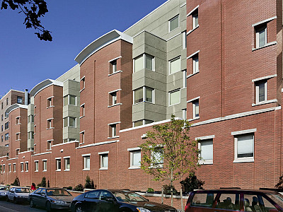 New York Methodist Hospital Infill Building