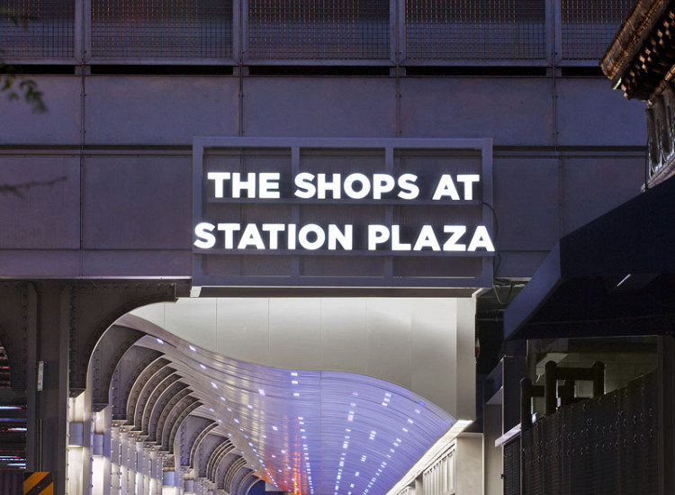 Shops at Station Plaza