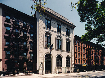 Tompkins Square Branch Library
