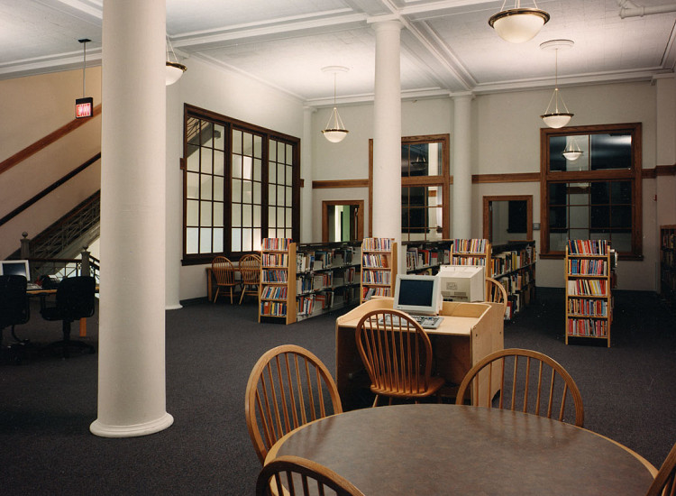 Tomkins Square Library