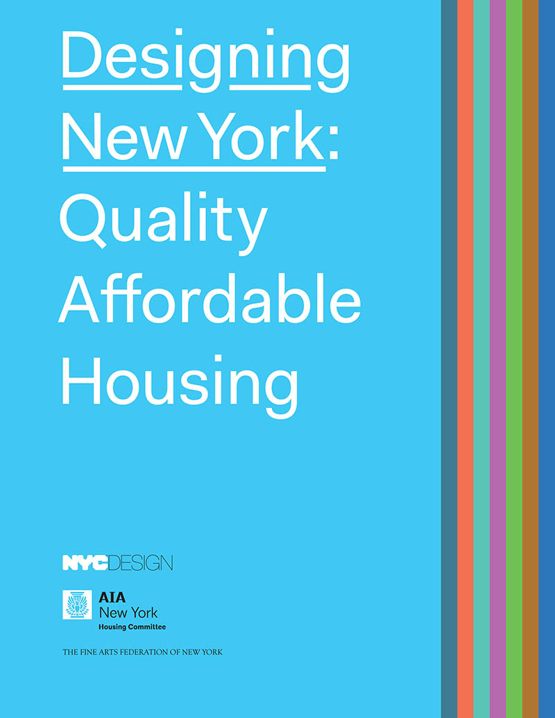 01.PDC Designing NY Quality Affordable Housing cover